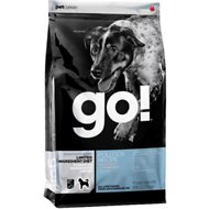 Go! Sensitivity + Shine LID Pollock Recipe Grain-Free Dry Dog Food, 6-lb bag