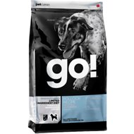 Go! Sensitivity + Shine LID Pollock Recipe Grain-Free Dry Dog Food, 25-lb bag