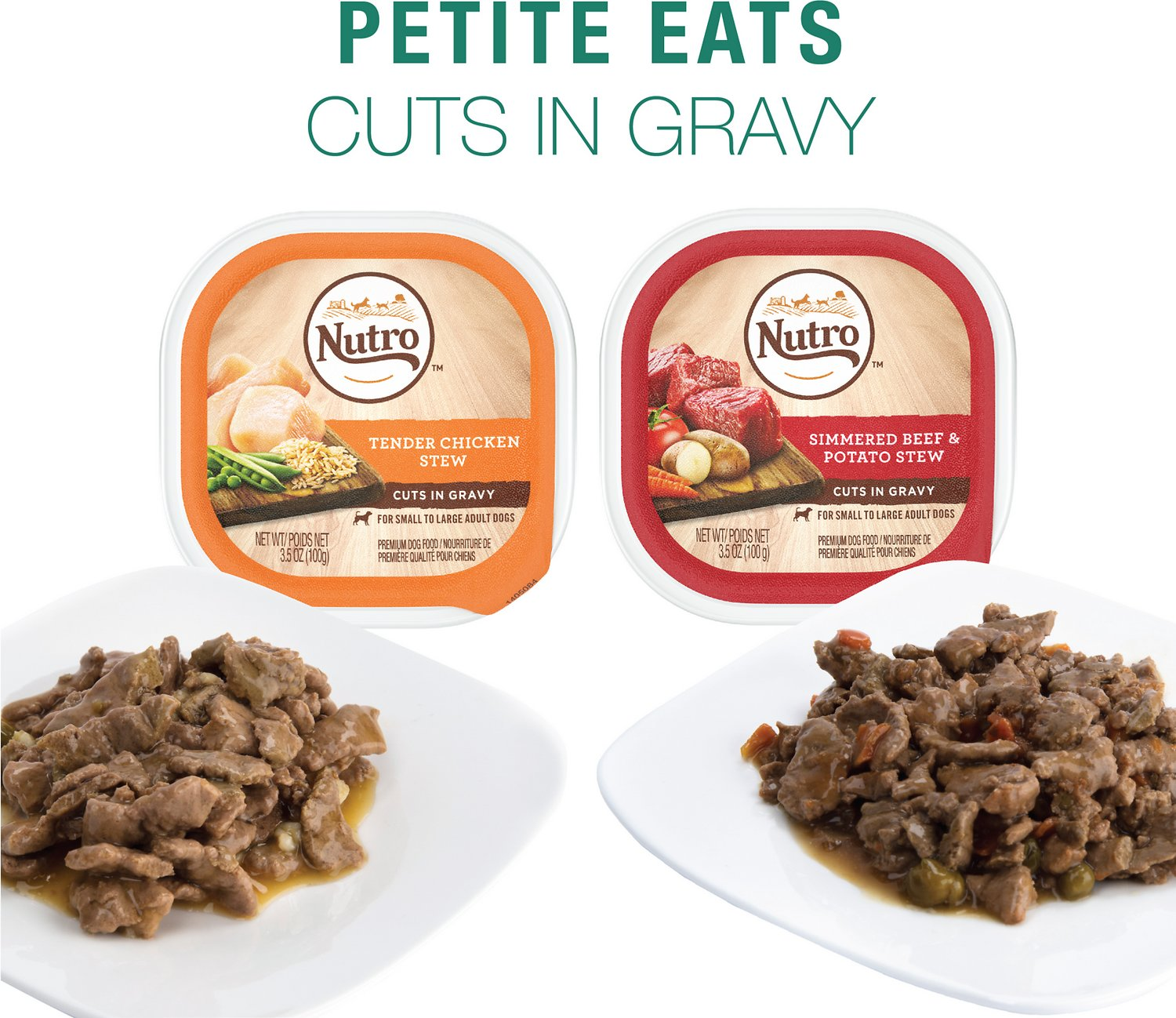 Nutro Wholesome Essentials is a plant-based dry dog food using a moderate amount of named meat meals as its main sources of animal protein, thus earning the brand stars. Recommended. Please note certain recipes are sometimes given a higher or lower rating based upon our estimate of their total meat content and (when appropriate) their fat.