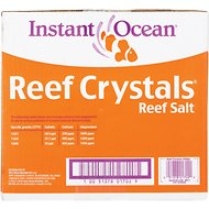 Instant Ocean Reef Crystals Reef Salt, 200-gallon