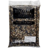 Exotic Pebbles Polished Mixed Gravel, 20-lb bag