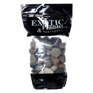 Exotic Pebbles Polished Mixed Pebbles, 5-lb bag
