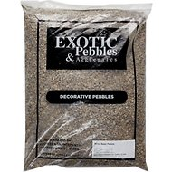 Exotic Pebbles Wood Bean Pebbles, 20-lb bag
