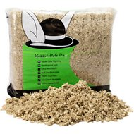 Rabbit Hole Hay Food Grade Bedding, Natural, 2.0-cu ft