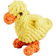 Zanies Rope Duck Dog Toy