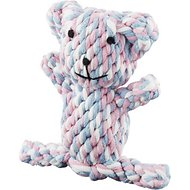 Zanies Rope Bear Dog Toy, Large