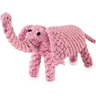 Zanies Rope Menagerie Elephant Dog Toy