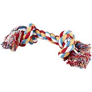 Zanies Rope Bone Dog Toy, 10-inch