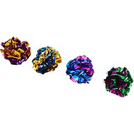 Zanies Mylar Balls Cat Toy, 35 count