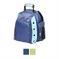 Casual Canine Ultimate Backpack Dog Carrier, Blue