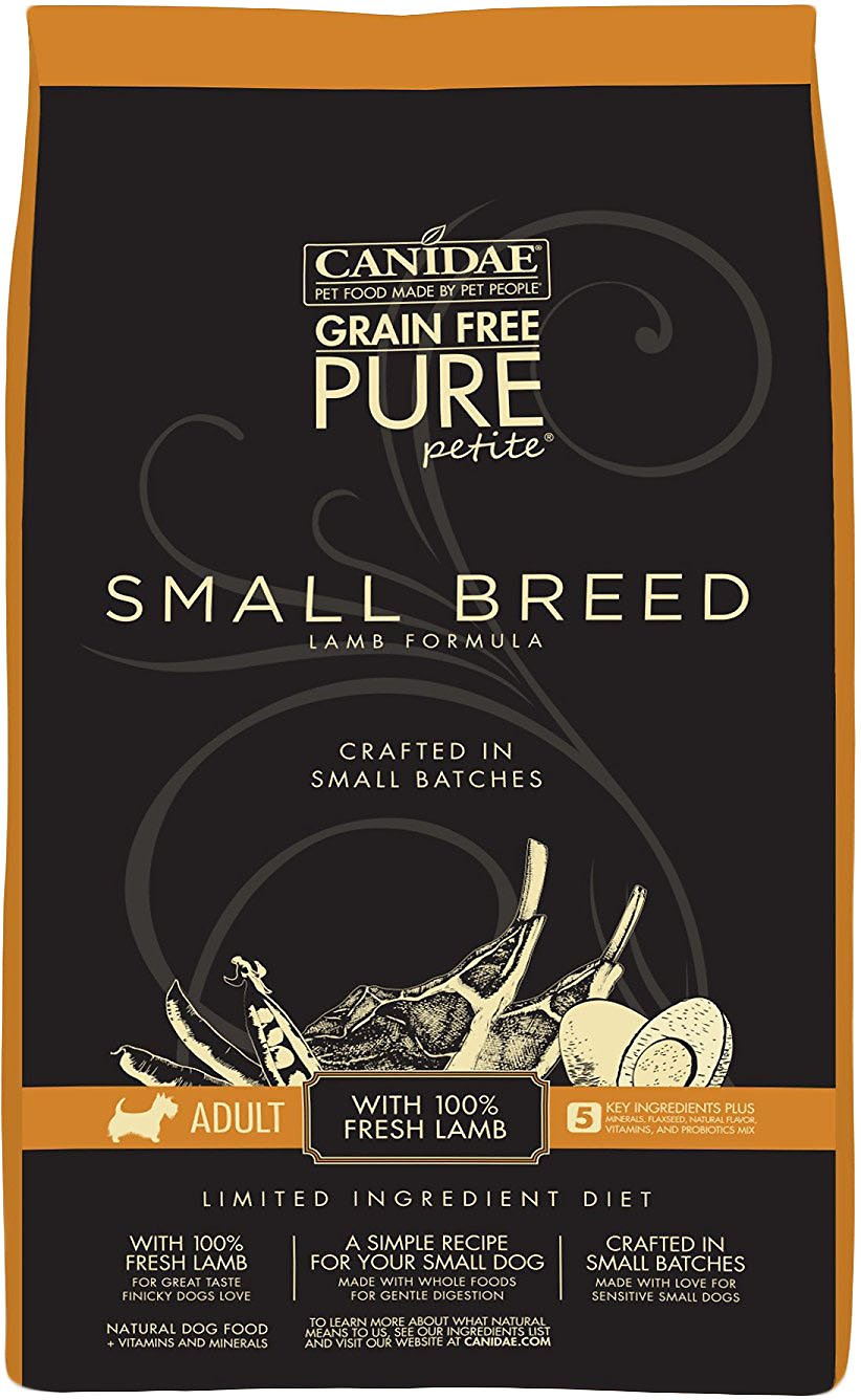 Limited Ingredient Small Breed Dog Food