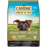 Under the Sun Grain-Free Chicken Recipe Puppy Dry Dog Food, 25-lb bag