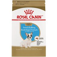 Royal Canin French Bulldog Puppy Dry Dog Food, 3-lb bag