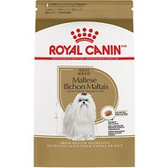 Royal Canin Maltese Adult Dry Dog Food, 10-lb bag