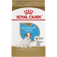 Royal Canin Jack Russell Terrier Puppy Dry Dog Food, 3-lb bag