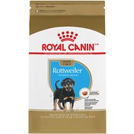 Royal Canin Rottweiler Puppy Dry Dog Food, 30-lb bag