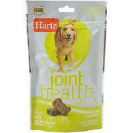 Hartz Joint Health Chicken Flavored Dog Soft Chews, 45 count