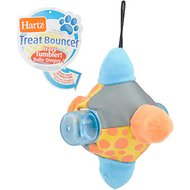 Hartz Treat Bouncer Dispensing Dog Toy, Color Varies