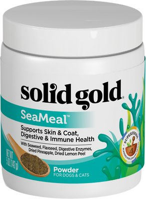 8. Solid Gold SeaMeal Grain-Free Dog Supplement