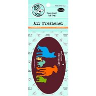 "Dog is Good ""Welcome Diversity"" Air Freshener, Vanilla"