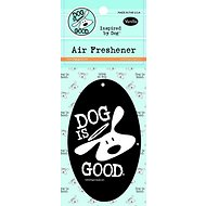 Dog is Good Air Freshener, Vanilla