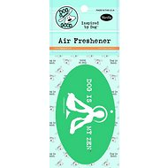 "Dog is Good ""Dog Is My Zen"" Air Freshener, Vanilla"
