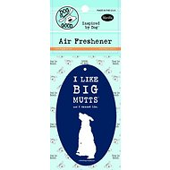 "Dog is Good ""I Like Big Mutts"" Air Freshener, Vanilla"