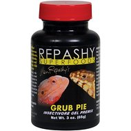 Repashy Superfoods Grub Pie Gel Premix Reptile & Amphibian Food, 3-oz bottle