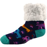 Pudus Women's Puppy Party Socks