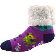 Pudus Women's Cat Party Socks