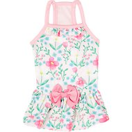 Frisco Floral Dog Sundress, Pink, X-Small