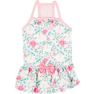 Frisco Floral Dog Sundress, Pink, Small