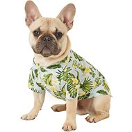 Frisco Hawaiian Camp Dog Shirt, Medium