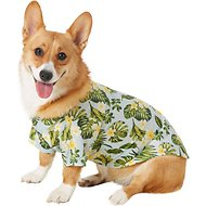 Frisco Hawaiian Camp Dog Shirt, Large