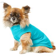Frisco Basic Dog T-Shirt, Turquoise, Small