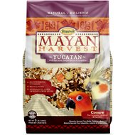 Higgins Mayan Harvest Yucatan Conure Bird Food, 3-lb bag