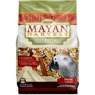 Higgins Mayan Harvest Celestial Parrot Bird Food, 3-lb bag
