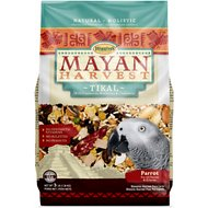 Higgins Mayan Harvest Tikal Parrot Bird Food, 3-lb bag
