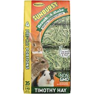 Higgins Sunburst Break-A-Bale Timothy Hay Small Animal Food