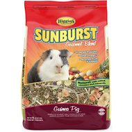 Higgins Sunburst Gourmet Blend Guinea Pig Food, 6-lb bag