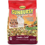 Higgins Sunburst Gourmet Blend Hamster & Gerbil Food, 2.5-lb bag