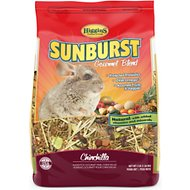 Higgins Sunburst Gourmet Blend Chinchilla Food, 3-lb bag