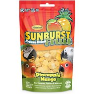 Higgins Sunburst Freeze Dried Fruit Pineapple Mango Bird Treats, .5-oz bag