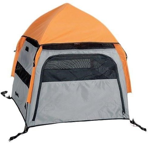 video & Petego Umbra Pet Portable Dog Tent Large - Chewy.com
