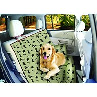 Etna Waterproof Dog Theme Seat Cover