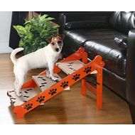 Etna 2-in-1 Convertible Wooden Pet Steps and Ramp