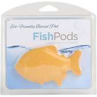 Paw Pods Biodegradable Fish Pod Casket