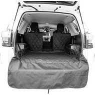 Plush Paws Products Waterproof Quilted SUV Cargo Liner, Black, Regular