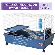 Kaytee Deluxe 2-Level Guinea Pig Cage