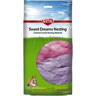 Kaytee Sweet Dreams Small Animal Nesting Material, 1.23-oz, Color Varies